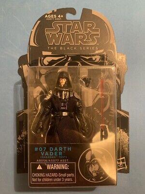 Star Wars Darth Vader: Black Series #7 MOC Dagobah Cave Empire Strikes Back 3.75