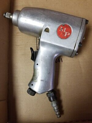 Milwaukee-pneumatic Model Mp-141sd 12 Impact Wrench