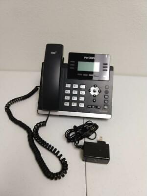 Yealink Sip-t41p 6-line Voip Phone Display Black T41