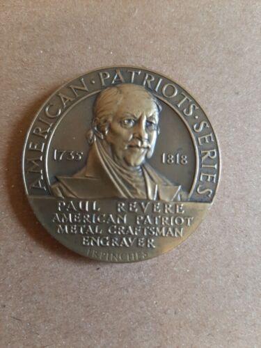 1950 Paul Revere Dollar American Commemorative Society