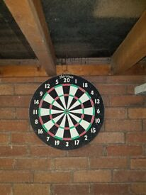 Harrows Dartboard