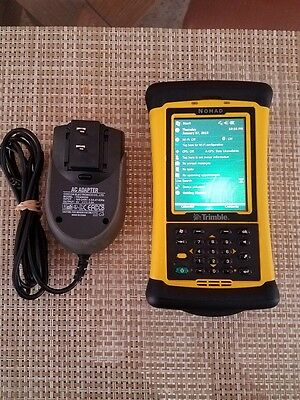 TDS TRIMBLE NOMAD GNSS DATA COLLECTOR SURVEY PRO MAX TOPCON