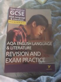 GCSE English Revision Book