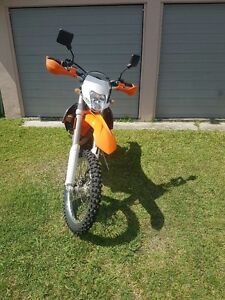 KTM 500exc 2014 Bellbird Park Ipswich City Preview