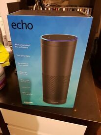 Amazon Echo Brand New Still in Box
