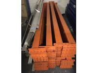 pallet racking various sizes