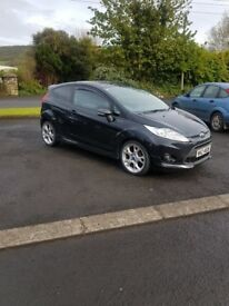 Ford Fiesta Zetec S - low mileage, lady owner!