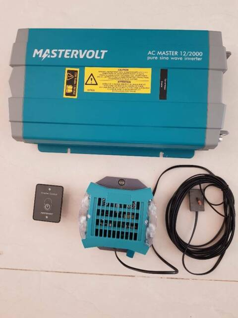 Inverter Mastervolt Boat Accessories Amp Parts Gumtree