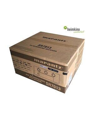 Marantz SR7013 AV-Receiver 9.2 Verstärker Dolby Atmos HEOS (Schwarz) NEU