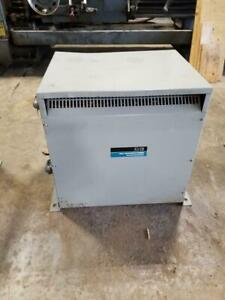 600 to 208/120 Volts 45 kVa Power Transformer