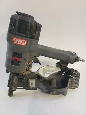 Senco Scn56 Coil Nailer Pneumatic Switchable Trigger Round Head Tool El1056274