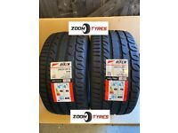 2 x 255 35 18 RIKEN ULTRA HIGH PERFORMANCE XL MADE BY MICHELIN TYRES 255/35R18