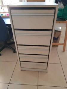 Chest of Drawers - White - Excellent Condition