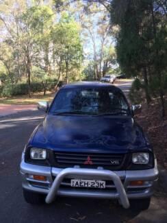2001 Mitsubishi Triton GLS