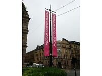 One Bedroom Flat in Candleriggs (Glasgow City Centre) next to Strathclyde University