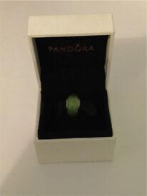 Green Tinker bell pandora charm