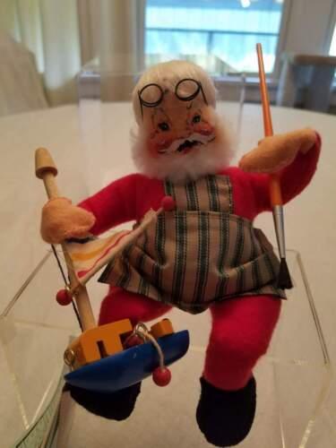 Vintage Annalee Santa