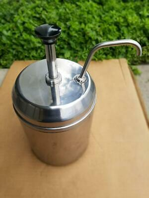 Server Mms 94070 - Insulated Jar Condiment Pump For 10 Can