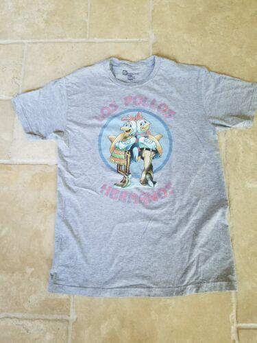Breaking Bad Los Pollos Hermanos T Shirt--Used/Men