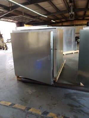 5x5x5 Gas Powder Coating Batch Oven  Free Shipping