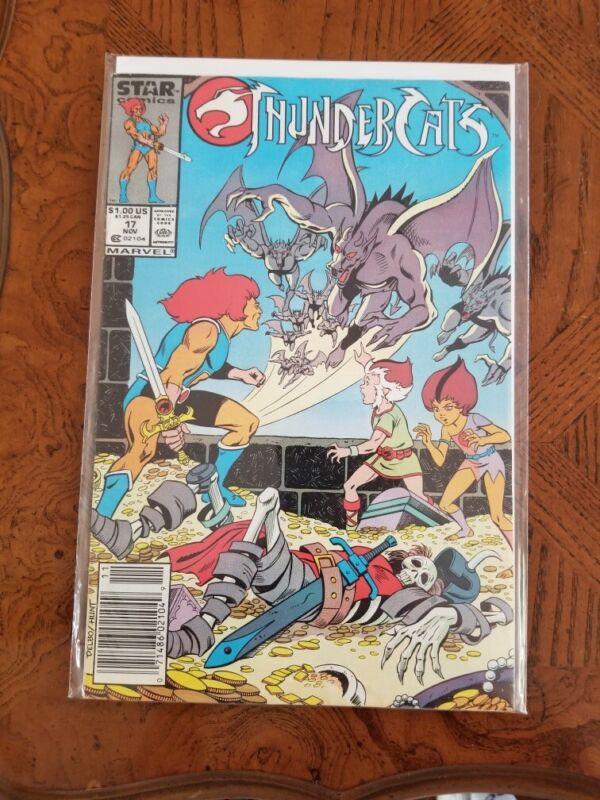 Thundercats #17 (Star Comics) Newsstand Comic