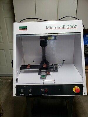 Denford 2000 Milling Machine