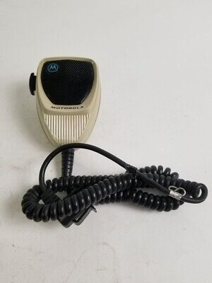 Motorola Standard Palm 2 Way Radio 6 Pins Microphone Hmn1080a