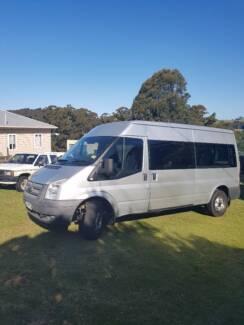 2012 Ford Transit Van/Minivan Burnie Burnie Area Preview