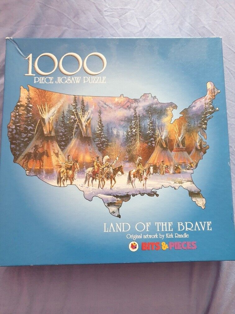 Land of The Brave Bits & Pieces