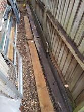 2 x 2.4 painted railway sleepers good condition Baulkham Hills The Hills District Preview