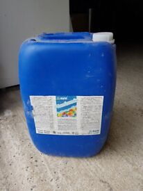 Mapei Planicrete Latex Screed Additive 25kg drum. Admix for screeds and render