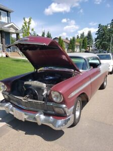1956 Chevy Belair Hardtop MUST SELL