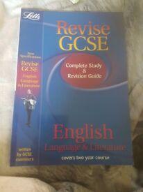 GCSE English Revision Book
