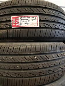 RITC ALL SEASON . DB  24 ..  255/50R19        105HTAKE OFF  HANKOOK VENTUS S1 NOBLE10/32  4715  4  $900.00