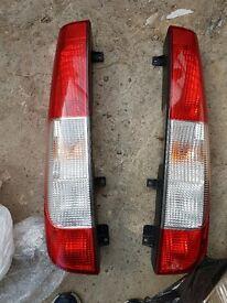 Mercedes Benz viano/vito rear lights