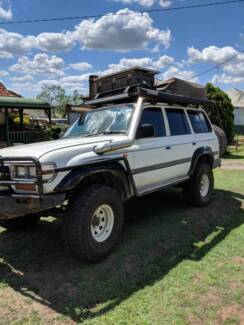 Landcruiser GXL 80 series 6.5 V8 Turbo Diesel