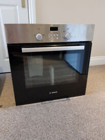 New Bosch Electric Ovens, Stainless Steel, Multifunction