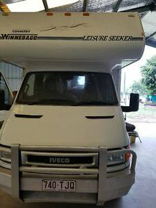 2003 Iveco Winnebago Moura Banana Area Preview