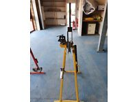 Free standing pipe bender (Conduit Bender)