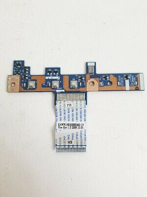 Acer Aspire 5532-5535 Power Button Board w/ Ribbon LS-4851P