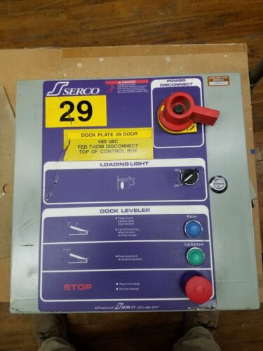 SPX Dock Products Leveler EL-2131B #29 (J#1)