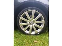 "5x112 18"" alloy wheels swap"
