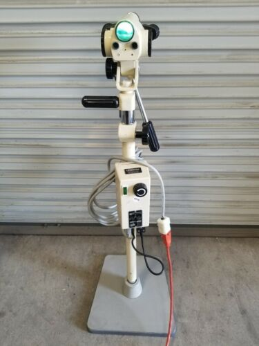 Leisegang G G Colposcope Microscope System 25803