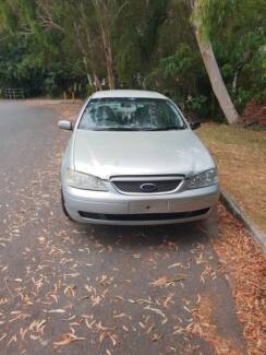 2002 Ford Falcon Sedan Moffat Beach Caloundra Area Preview
