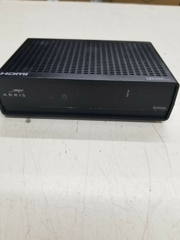 Arris DCX525 HD Set-Top Box