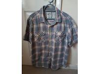 2x Mens Shirt XL (Boston Crew, Ragazzo)