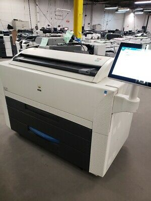 Kip 860 Wide Format Mfp Printer