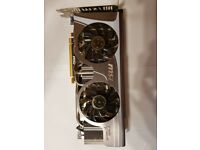 MSI NVIDIA GeForce 580 GTX TWIN FROZR IIOC Graphics Card