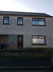 3 bed family home to rent in Fraserburgh