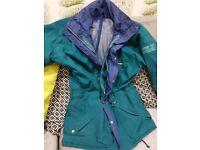 Waterproof jacket, Berghaus Gore-Tex